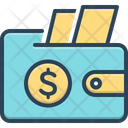 Wallet Purse Pouch Icon