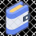 Wallet Purse Notecase Icon