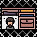 Wallet Man Love Icon