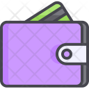 Wallet Business Shop Icon