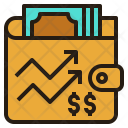 Financial Money Stock Icon