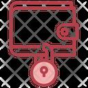 Wallet Lock Wallet Security Secure Wallet Icon