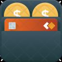Wallet Money Pocketbook Icon