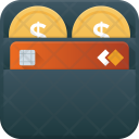 Wallet Money Icon