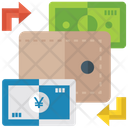 Purse Finance Pocketbook Icon