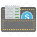 Wallet Money Icon