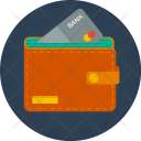 Wallet Money Cash Icon
