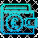 Pound Cash Finance Icon