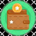 Wallet Reward Wallet Points Earn Reward Icon