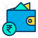 Wallet Rupees Icon