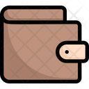Wallet without money Icon