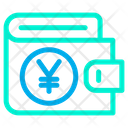Wallet Yen Icon