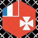 Wallis And Futuna Icon