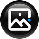Media Wallpaper Landscape Icon