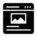 Wallpaper Website Icon