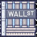 Wallstreet Icon