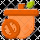 Walnuts Icon