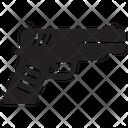 Walther Handgun Rifle Icon