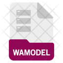 Wamodel file Icon