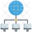Wan Connection Icon