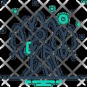 Wander Rove Peregrinate Icon