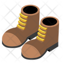 Wanderlust Boot High Top Boot Icon