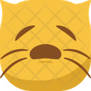 Cat Emoticon Icon