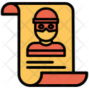 Wanted Page Icon