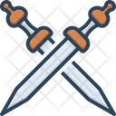 War Sword Battle Icon