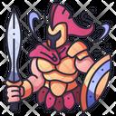War Ares Warrior Icon