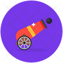War Cannon Cannon Howitzer Icon