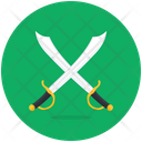 War Swords Medieval Swords Cross Swords Icon