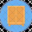 Wardrobe Household Cabinet Icon