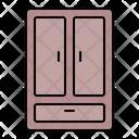 Wardrobe Cupboard Clothes Icon
