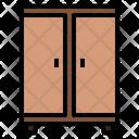Wardrobe Household Cabinets Icon