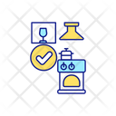Clearing Wardrobe Clutter Icon