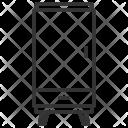 Wardrobes House Furniture Icon