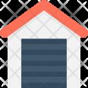 Warehouse Storage Garage Icon