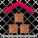 Warehouse Godown Icon