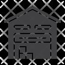 Warehouse Storage Box Icon