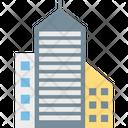 Farmhouse Warehouse Storehouse Icon