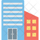Farmhouse Warehouse Storehouse Icon