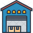 Warehouse Storage Room Strorage Icon