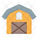 Warehouse Barn House Icon