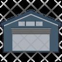 Warehouse Storage Database Icon