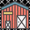 Warehouse Storage Building Icon