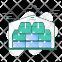 Warehouse Icon