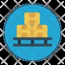 Carton Box Delivery Icon