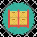 Box Delivery Carton Icon