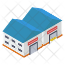 Warehouse Storeroom Storehouse Icon